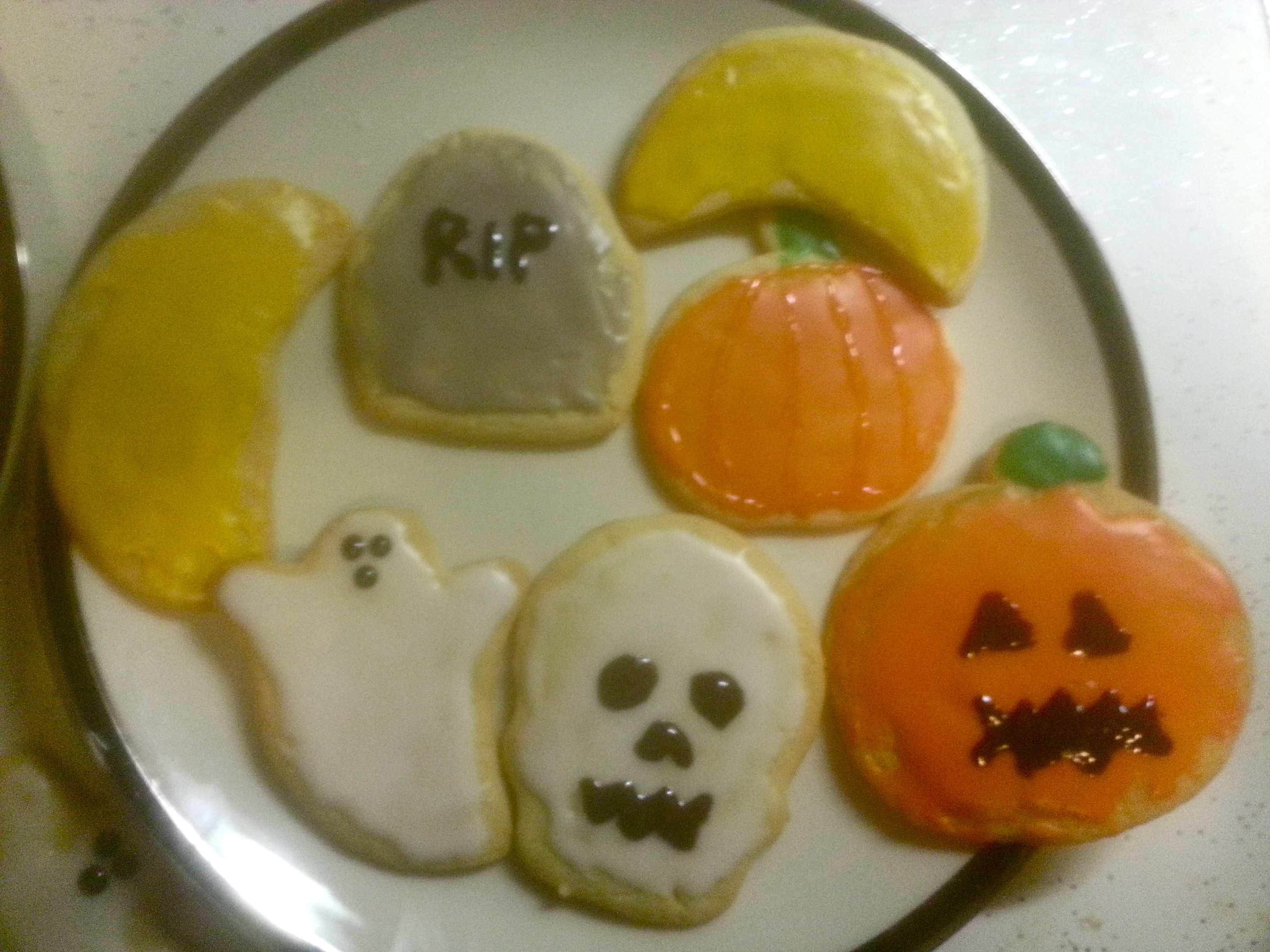 pillsbury ghost shape sugar cookies the process for baking can be