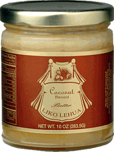 liko lehua coconut butter