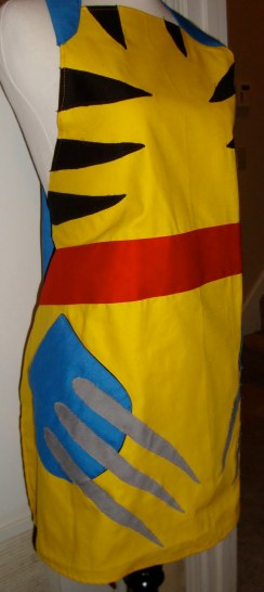 wolverine apron