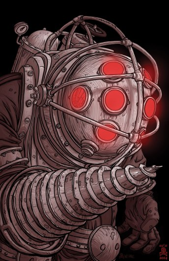 03bioshock-gaming-art-big-daddy