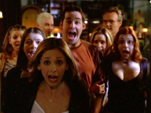 buffy halloween episodes