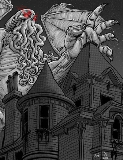 lovecraft-cthulhu