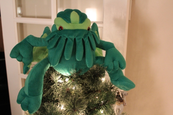 cthulhu tree topper